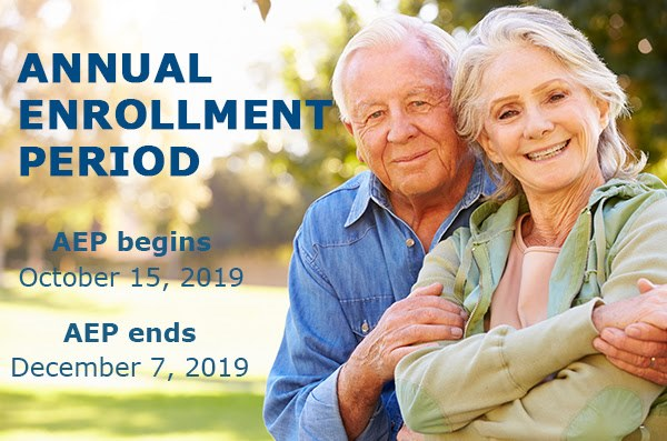 Open Enrollment October 15-December 7